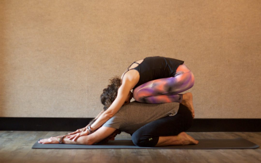 Stronger Together: Couples Yoga