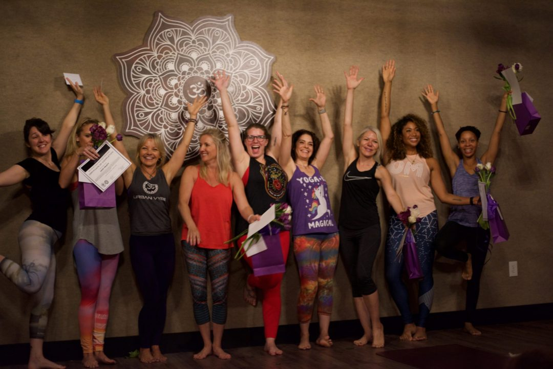 200hr Yoga Teacher Training Certification